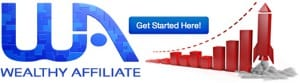 Wealthy Affiliate Marketing growth