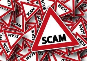 avoiding scams online