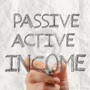 passive active income online