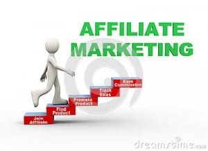 working you way up in a top affiliate marketing network
