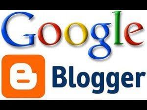 blogger google