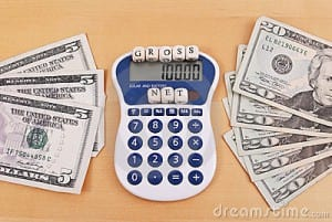 adding up your online residual earnings
