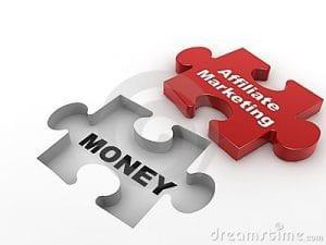 affiliate marketing to make money online