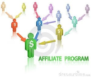 making money with an Affiliate Program