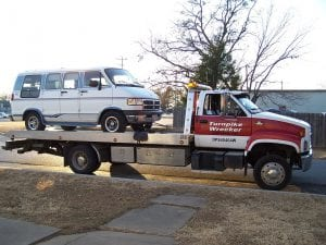 Motor Club of America towing services