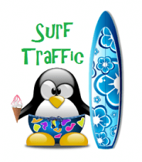 surfing for traffic