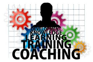 developing knowledge through training and coaching
