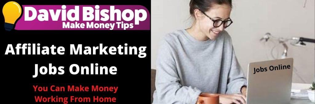 Affiliate Marketing Jobs Online