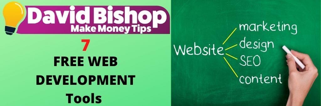 Free Web Development Tools