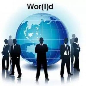 people networking worldwide