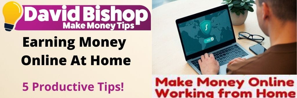 Earning Money Online At Home