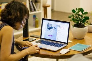 Earning Money Online at Home full-time