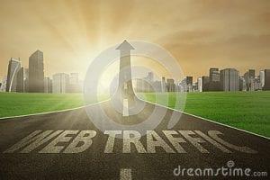 Website Traffic?
