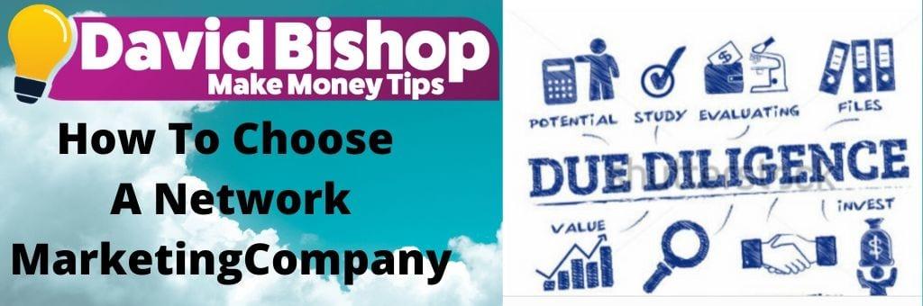 How To Choose A Network MarketingCompany