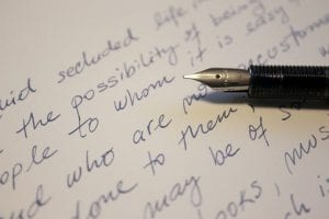 outsourcing professional blog writers to write your content