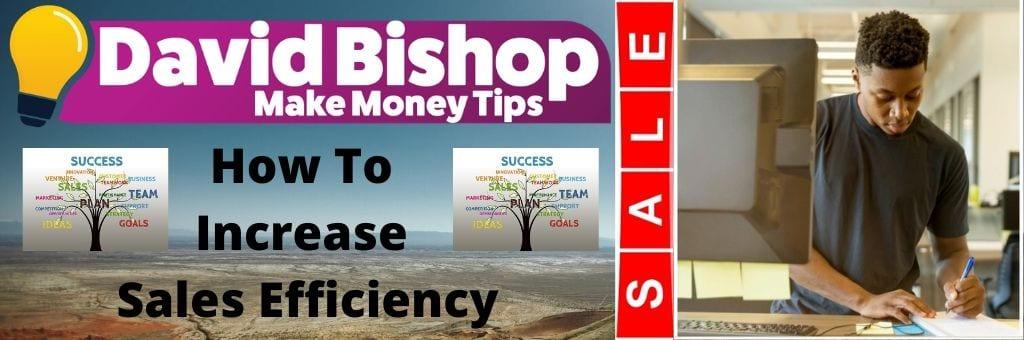 How To Increase Sales Efficiency