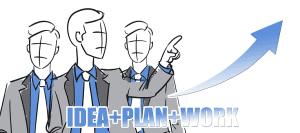 idea plan work