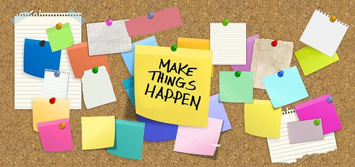 make things happen in your business