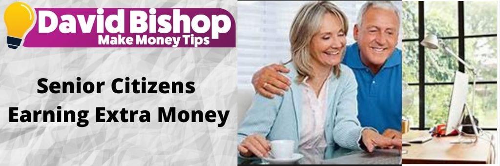 Senior Citizens Earning Extra Money