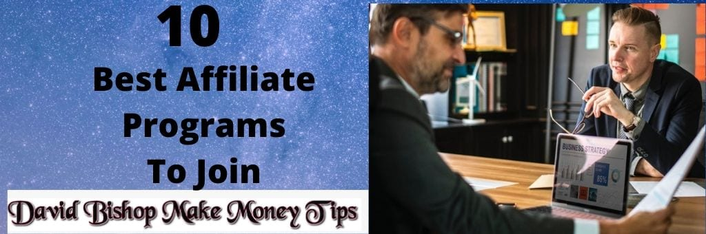 10 best affiliate programs to join