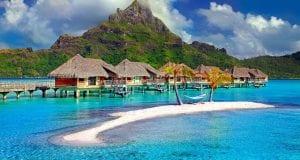 a vacation getaway