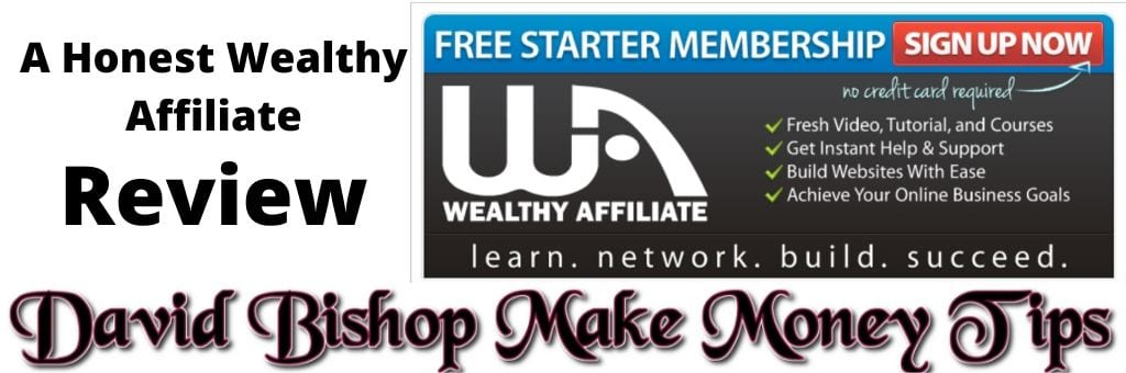 A Honest Wealthy Affiliate Review
