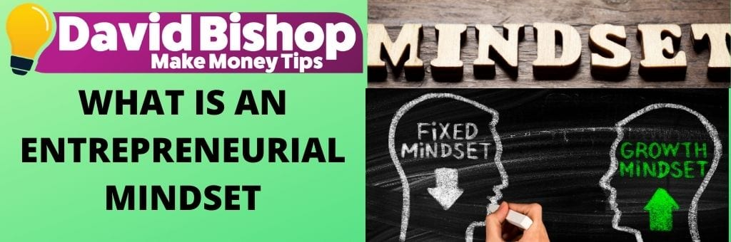WHAT IS AN ENTREPRENEURIAL MINDSET
