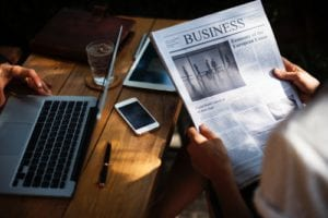 reading the business journal can help your online business.