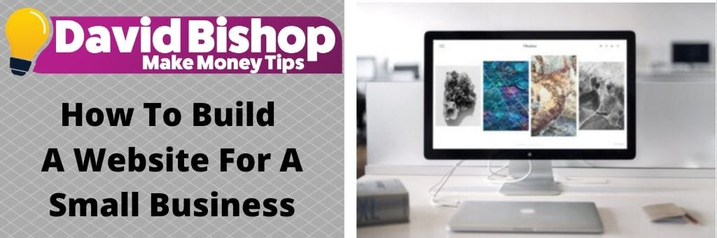 How To Build A Website For A Small Business