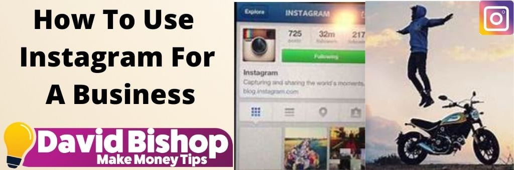 How To Use I nstagram For A Business