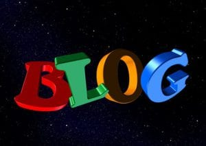 posting content on your blog on blogger.com