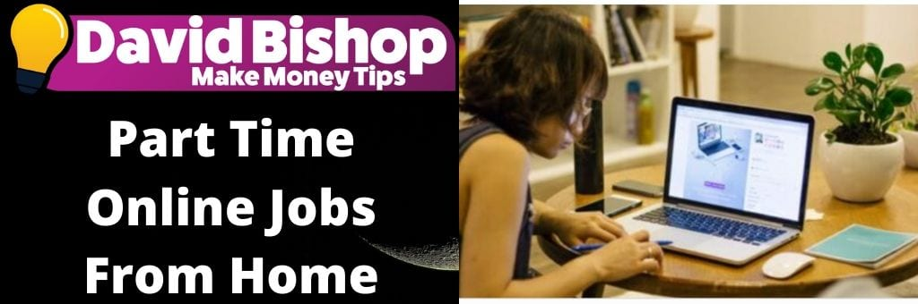 Part Time Online Jobs From Home