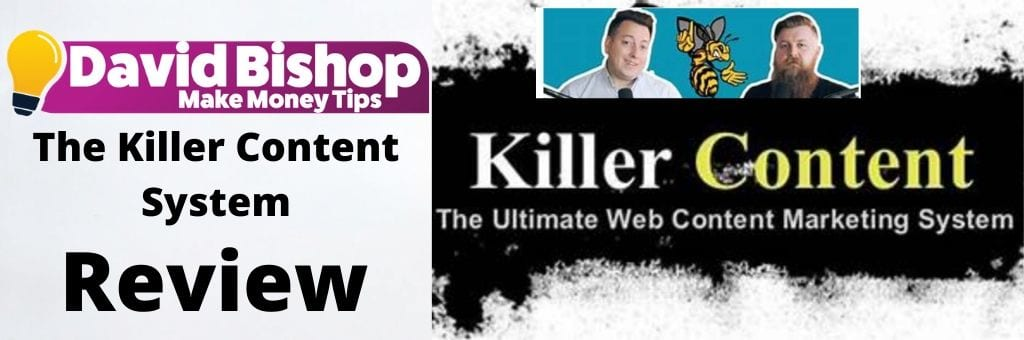 The Killer Content System Review