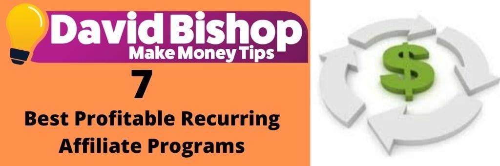 Best Profitable Recurring Affiliate Programs