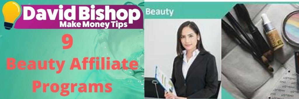 Beauty Affiliate Programs