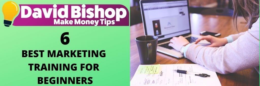 6 Best Marketing Training For Beginners