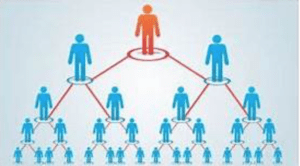 A typical MLM structure