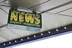 News and media - paper/magazines