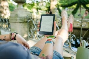 create an ebook with your content
