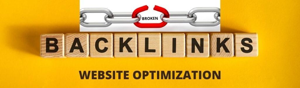 TIPS ON BACKLINKS - fix broken links