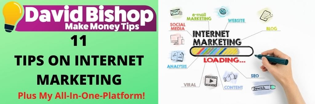 TIPS ON INTERNET MARKETING