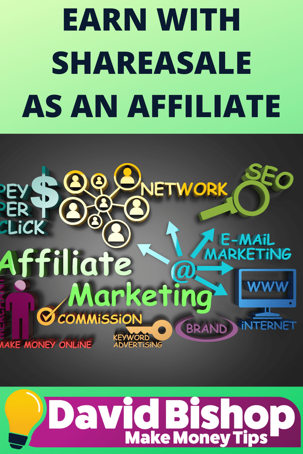 ShareASale Review - earning as an affiliate