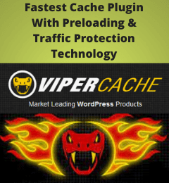 Viper Cache Review - website speed technology
