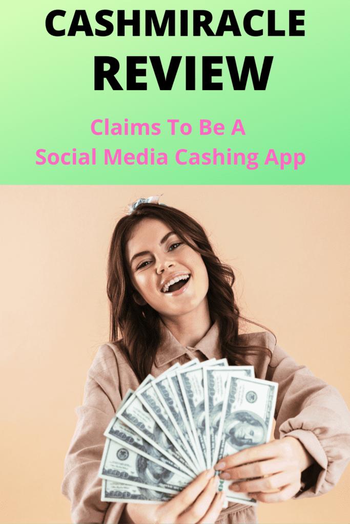 CashMiracle Review - A Cash app