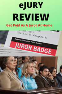 eJury Review - get paid as a juror at home