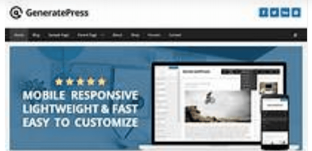 How To Install The GeneratePress Premium Theme