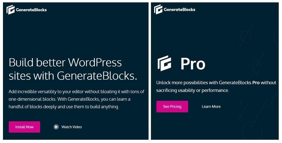 How To Install GenerateBlocks On Your Website
