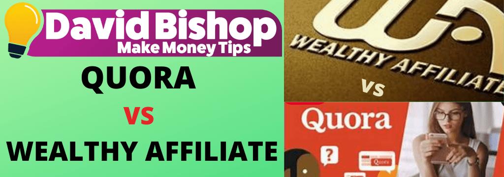 Quora vs. Wealthy Affiliate